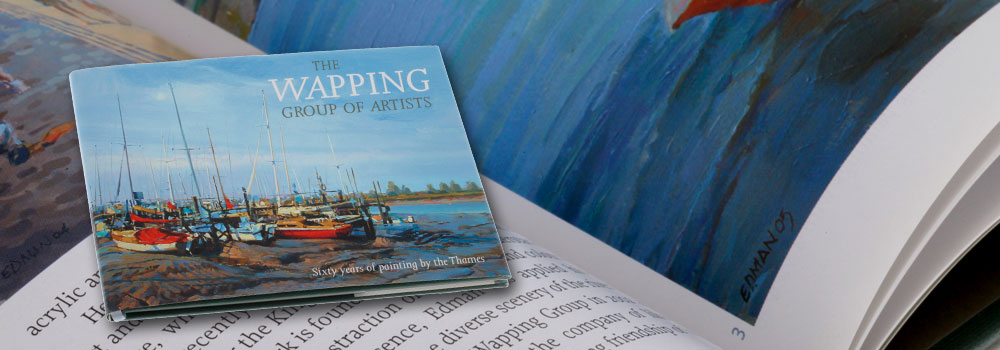 60 years of painting by the thames book